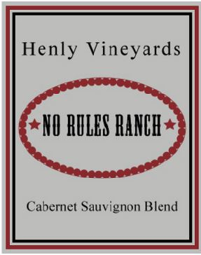 Custom wine label - Austin